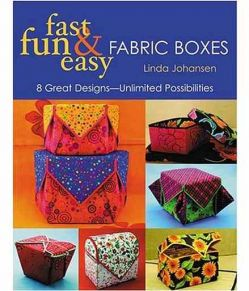 6110392 Fast Fun & Easy Fabric Boxes