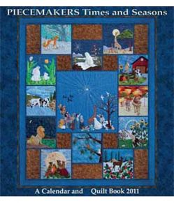 PMC2011 Calendar & Quilt Book 2011 All Eyes Shall Behold his Glory