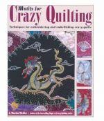 61427X Motifs for Crazy Quilting