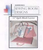 55SRD01 12″ Quilt Block Carrier